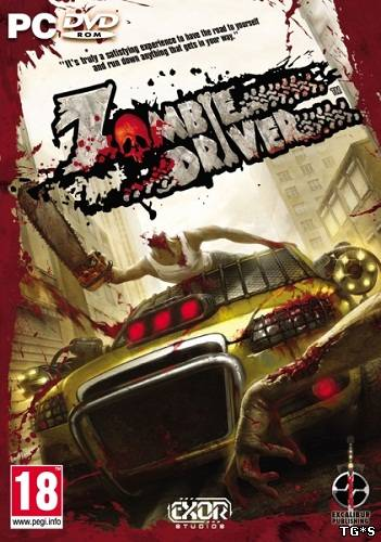 Zombie Driver HD Complete Edition [RePack] [2012, Arcade / 3D / Racing [Cars]]