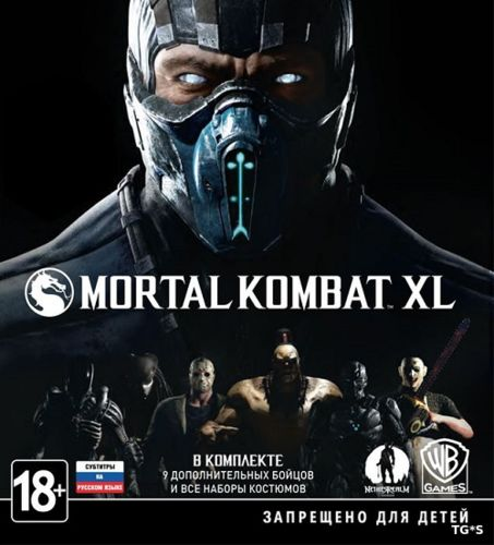 Mortal Kombat XL [v.0.305-05.125430.1] (2015) PC | Steam-Rip от Let'sPlay