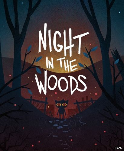 Night in the Woods [RUS / Build 133] (2017) PC | RePack от qoob