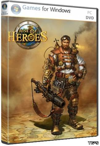 Rise of Heroes (2012) PC by tg