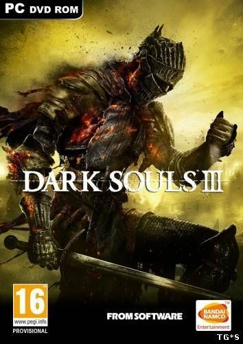 Dark Souls 3: Deluxe Edition [v 1.09 + 1 DLC] (2016) PC | RePack от xatab