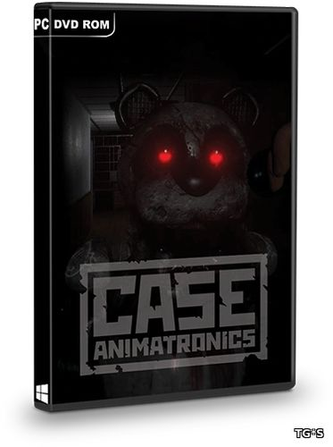 CASE: Animatronics (2016) PC | RePack от Valdeni