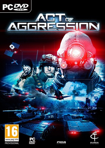 Act of Aggression (Focus Home Interactive) (MULTI5|ENG) [DL|Steam-Rip] от R.G. Игроманы