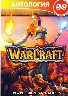 Warcraft 5 в 1. Warcraft I, II, III, 2000 (1994-2003) PC