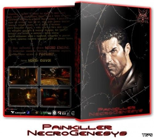 Painkiller: NecroGenesys [1.3.2] (2016) PC | RePack от UnSlayeR