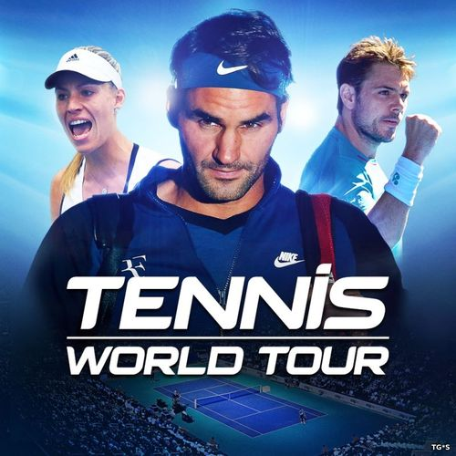 Tennis World Tour (2018) PC | RePack by SpaceX