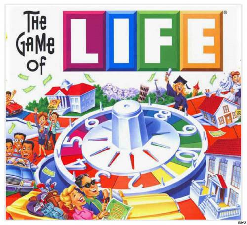 The Game of Life: The Official 2016 Edition (2016) PC | Лицензия