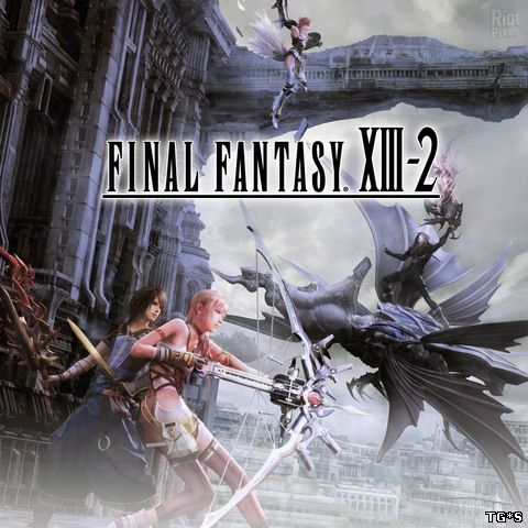 Final Fantasy XIII-2 (ENG/JAP/MULTI8) [Repack] от FitGirl