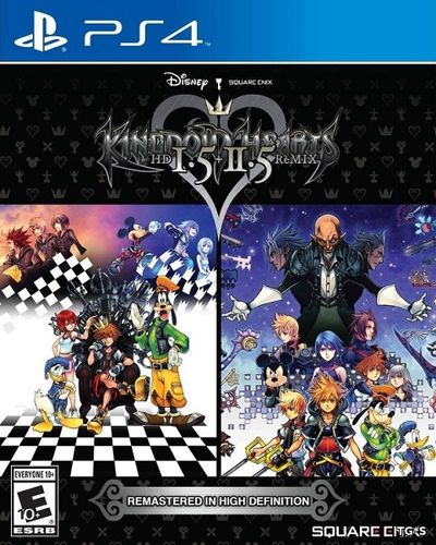 Kingdom Hearts HD 1.5 & 2.5 Remix [EUR/ENG] (PS4)