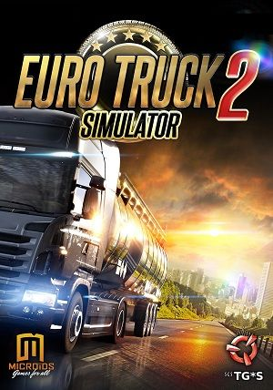 Euro Truck Simulator 2 [v 1.32.3.7s + DLCs] (2013) PC | RePack by R.G. Catalyst