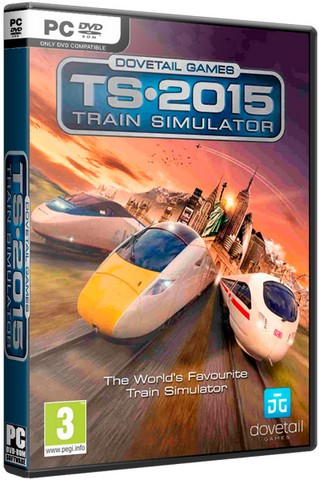 Train Simulator 2015 [v51.2a] (2014) РС | Лицензия