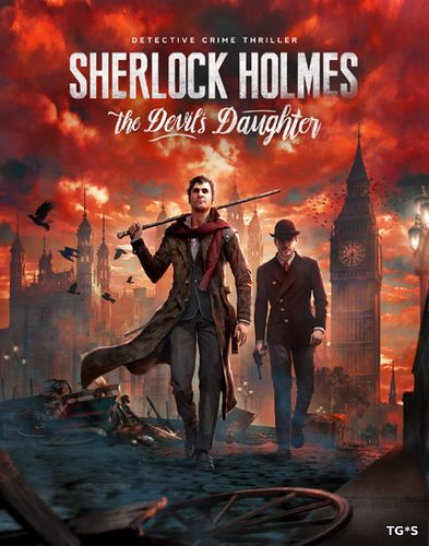 Sherlock Holmes: The Devil's Daughter (2016) PC | Лицензия