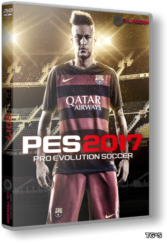 Pro Evolution Soccer 2017 [1.01.00] (2016) PC | RePack от =nemos=