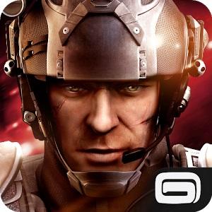 Modern Combat 5: Затмение / Blackout [v1.5.1d + Mod] (2014) Android