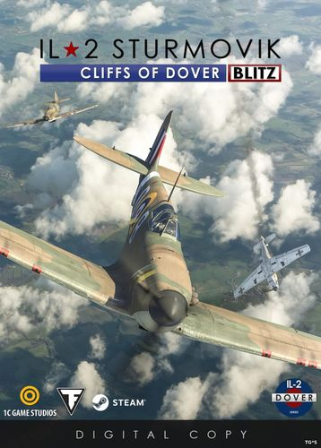 Ил-2 Штурмовик: Битва за Британию - версия BLITZ / IL-2 Sturmovik: Cliffs of Dover - Blitz Edition (2017) PC | Лицензия