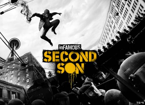 inFamous. Second Son