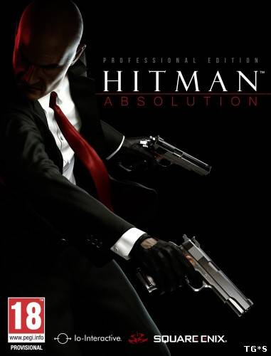 Hitman: Absolution (2012) PC | NoDVD