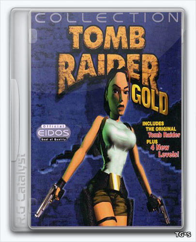 Tomb Raider + Lara Croft Anthology (1996-2016) (Core Design Limited) (ENG+RUS) (RePack) от R.G. Catalyst