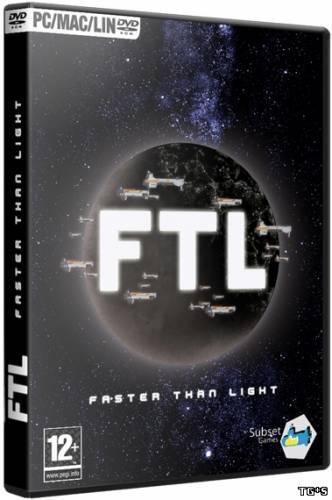 FTL: Faster Than Light [v 1.03.3] (2012) PC | RePack от R.G. ILITA