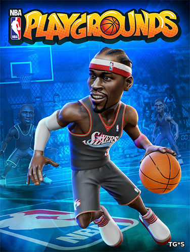 NBA Playgrounds [v 1.4 + 2 DLC] (2017) PC | RePack by qoob