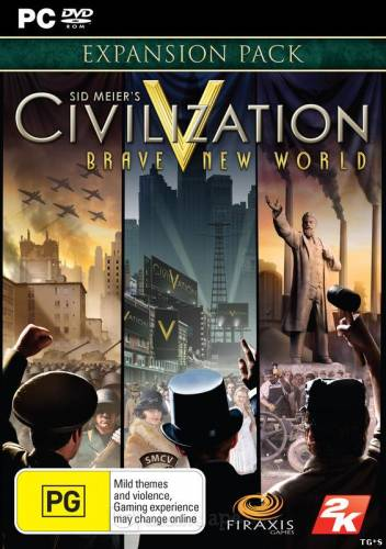 Sid Meier's Civilization V: Brave New World. Gold Edition [Steam-Rip] [2013|Rus|Eng]