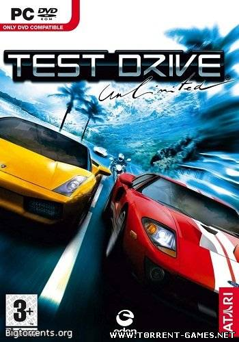 Test Drive Unlimited New Auto (2010/PC/RUS)