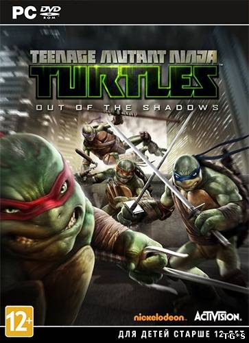 Teenage Mutant Ninja Turtles: Out of the Shadows (2013/PC/Repack/Eng) от R.G.Torrent-Games