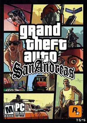Grand Theft Auto: San Andreas+SAMp 0.3e (2005) PC |