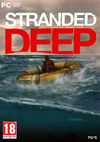 Stranded Deep [ENG / Alpha v0.28.01] (2016) PC