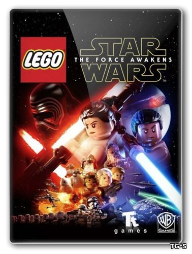 LEGO Star Wars: The Force Awakens - Deluxe Edition [v.1.0.3] (2016) PC | RePack от FitGirl