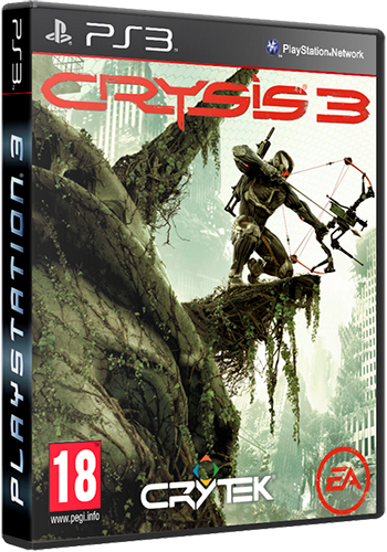 Crysis 3: Hunter Edition [EUR/RUS] (2013) PS3 by tg