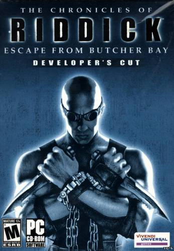 The Chronicles of Riddick: Assault on Dark Athena (2009) PC | RePack by qoob
