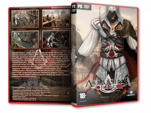 Assassin's Creed II. v.1.01 (2010) (RUS) [Repack] от R.G.Best Club