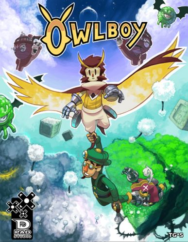 Owlboy [RUS] (2016) PC | RePack by qoob