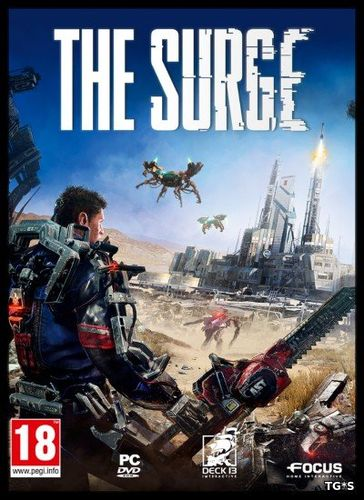 The Surge (2017) PC | Steam-Rip от Let'sРlay