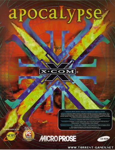 X-COM 3: Apocalypse