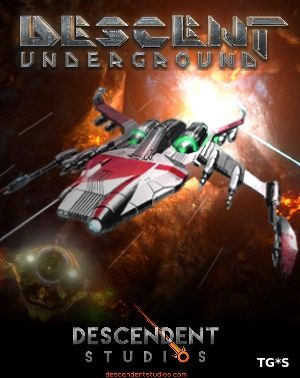 Descent: Underground [ENG / v 3021-L566] (2015) PC | Лицензия GOG