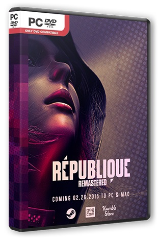 Republique Remastered. Episode 1-5 (2015) РС | RePack от TorrMen