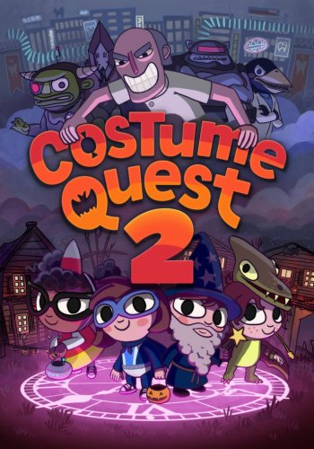 Costume Quest 2 (2014) PC | Лицензия