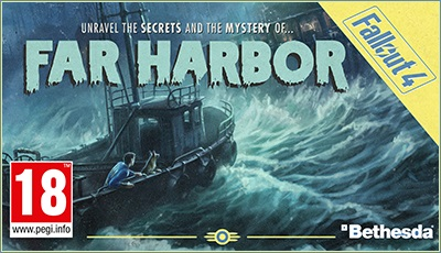 Fallout 4: Far Harbor [2016|Rus|Eng]