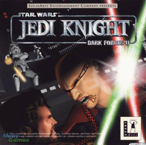 Star Wars: Jedi Knight - Dark Forces II [GoG] [1997|Eng|Multi4]