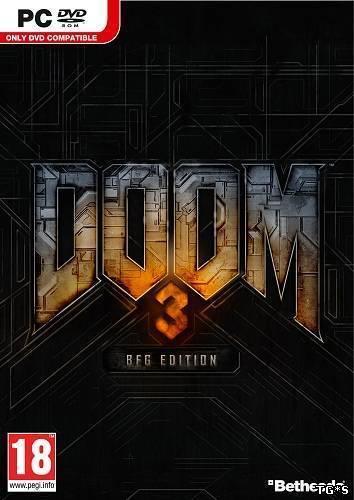 Русификатор для Doom 3: BFG Edition | БЗDooN 3 (Любительский / A2 Localization) (Звук) через torrent