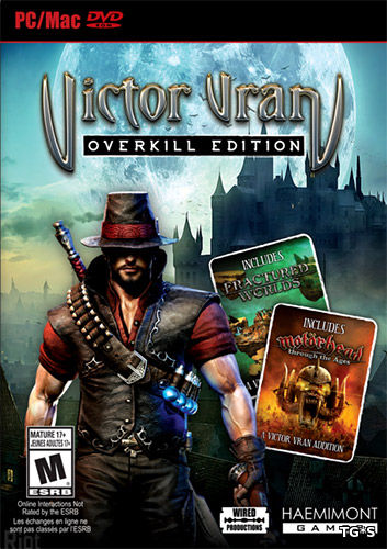 Victor Vran ARPG: Overkill Edition [v 2.07 + DLC's] (2015) PC | RePack by Other s