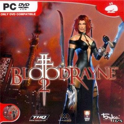 BloodRayne 2 [HD texture pack + Models] (2005) PC | RePack by Juk.v.Muravenike