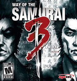 Way of the Samurai 3 (ENG/MULTI4) [Repack]