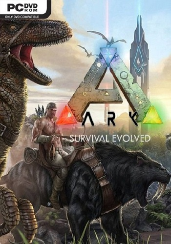 ARK: Survival Evolved v.215.3 + AutoUpdater (2015/ENG/RePack от MAXAGENT)