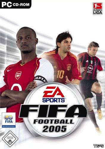 FIFA 2005 (2004/PC/Rus) by tg