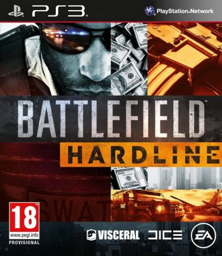 Battlefield Hardline (2015) PS3