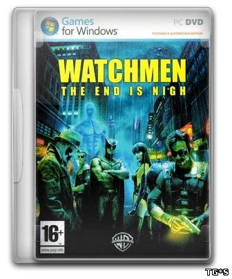 Watchmen: The End Is Nigh (RUS|ENG) [RePack] от R.G. Механики