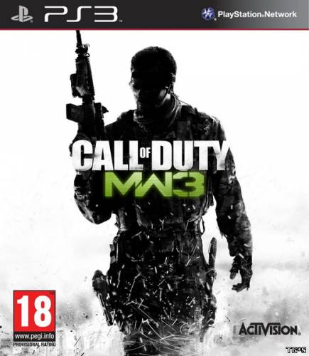 Call of Duty: Modern Warfare 3 [Multiplayer Only + 2 DL] [v.1.9.441] (2012/PC/Rip/Rus) by SHARINGAN